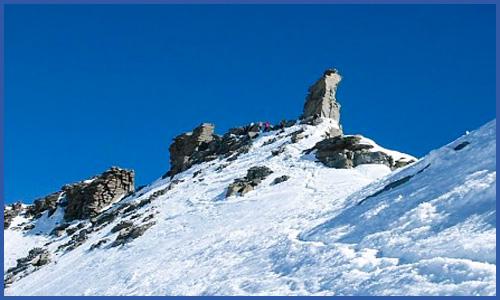 Course en montagne, alpinisme avec Jean-Christian Lichaire